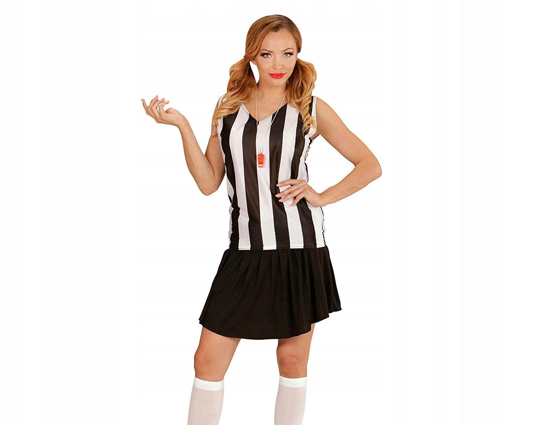 1fa84275402cbc E580 WIDMANN kostium damski sędzia rozmiar S - 7463647310 ...