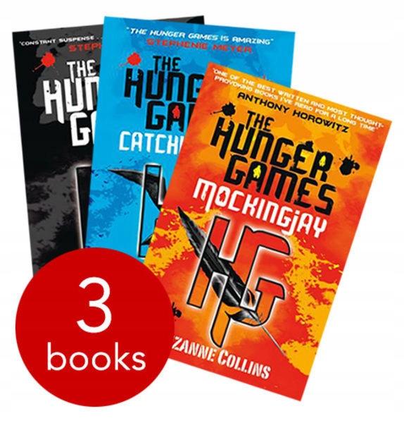 3 books of hunger games