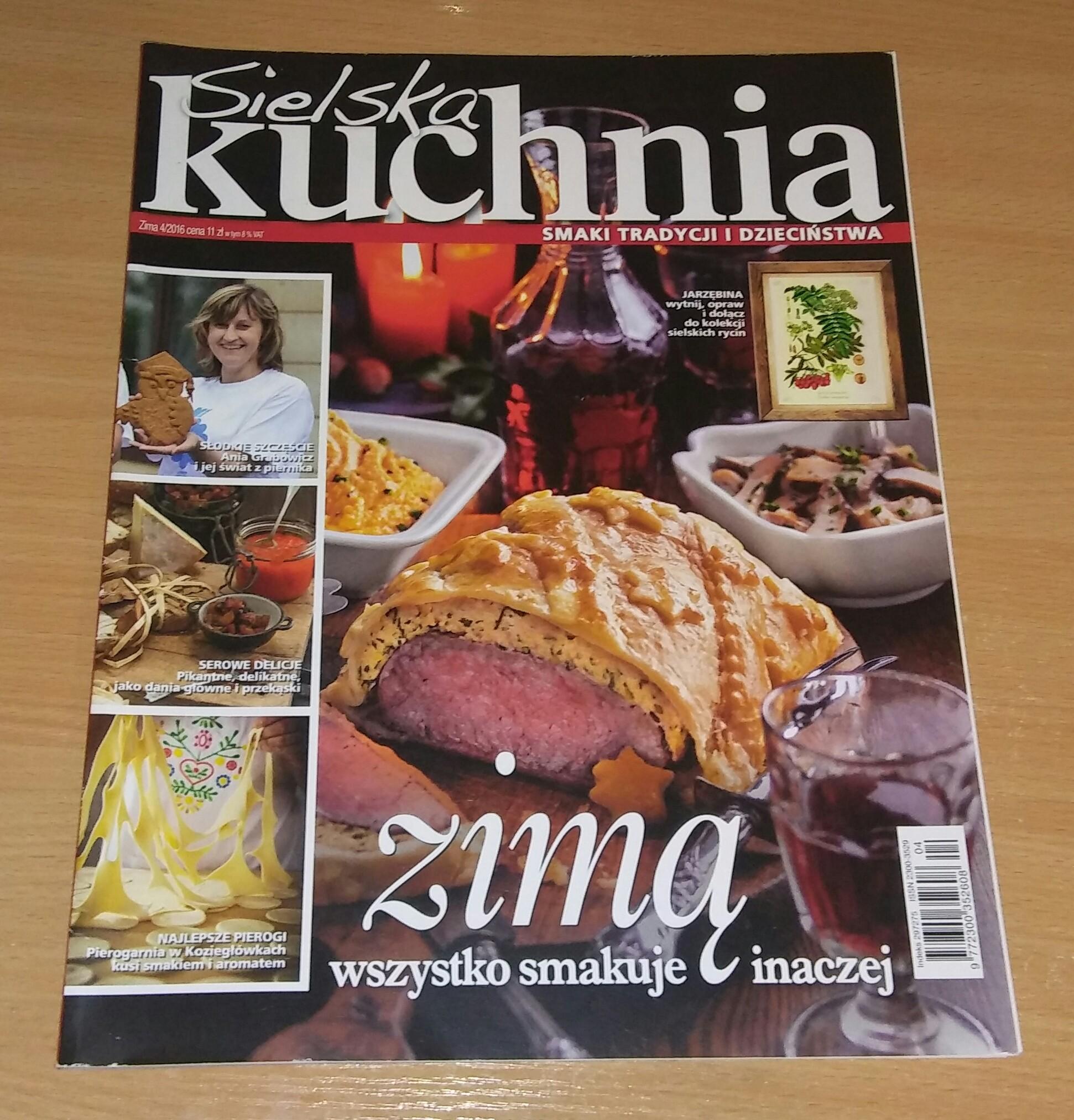 Sielska Kuchnia 42016 Smaki Tradycji Dzieciństwa