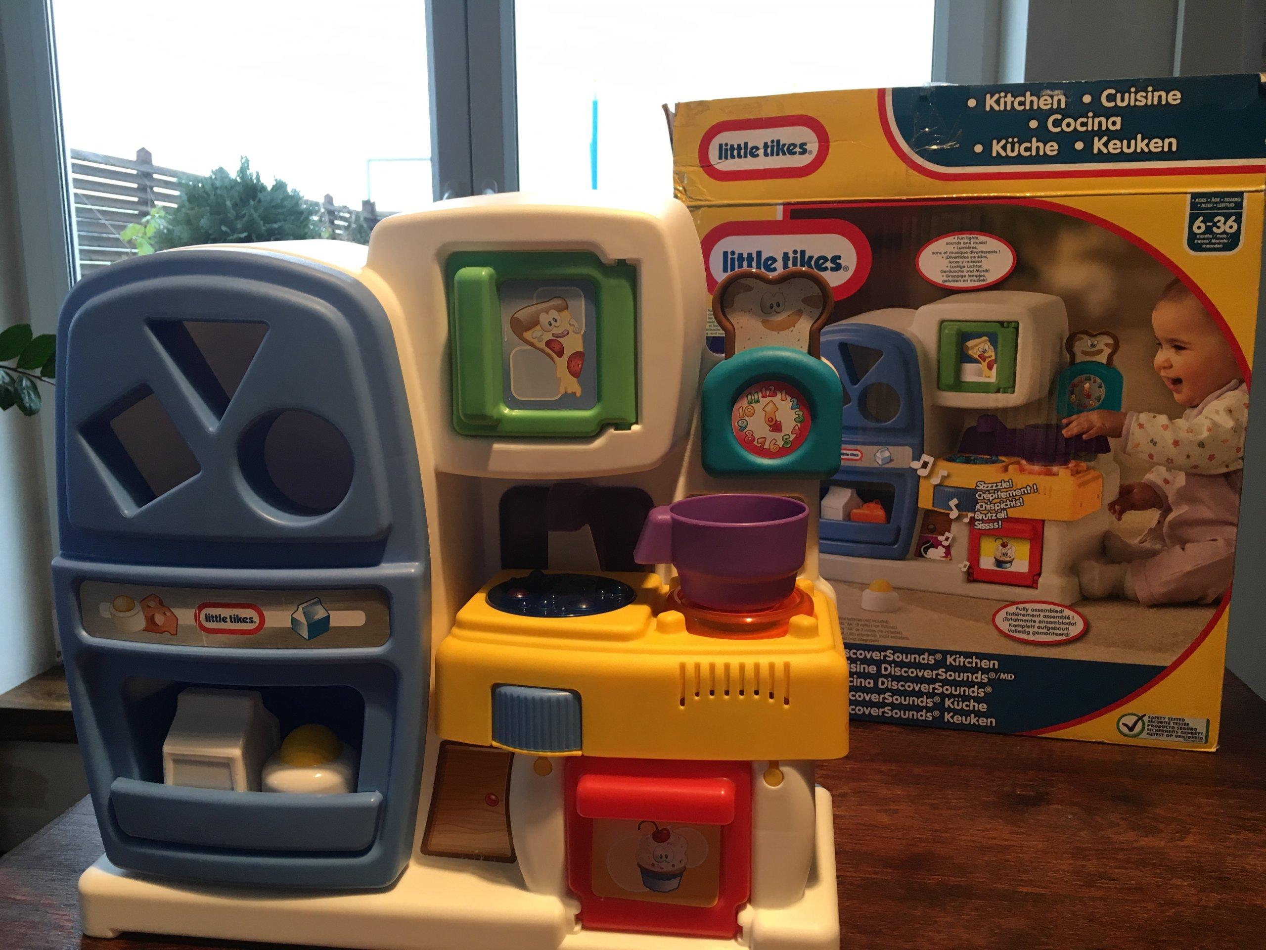 Little Tikes Keuken : Kuchnia little tikes stan idealny 7137947066 oficjalne
