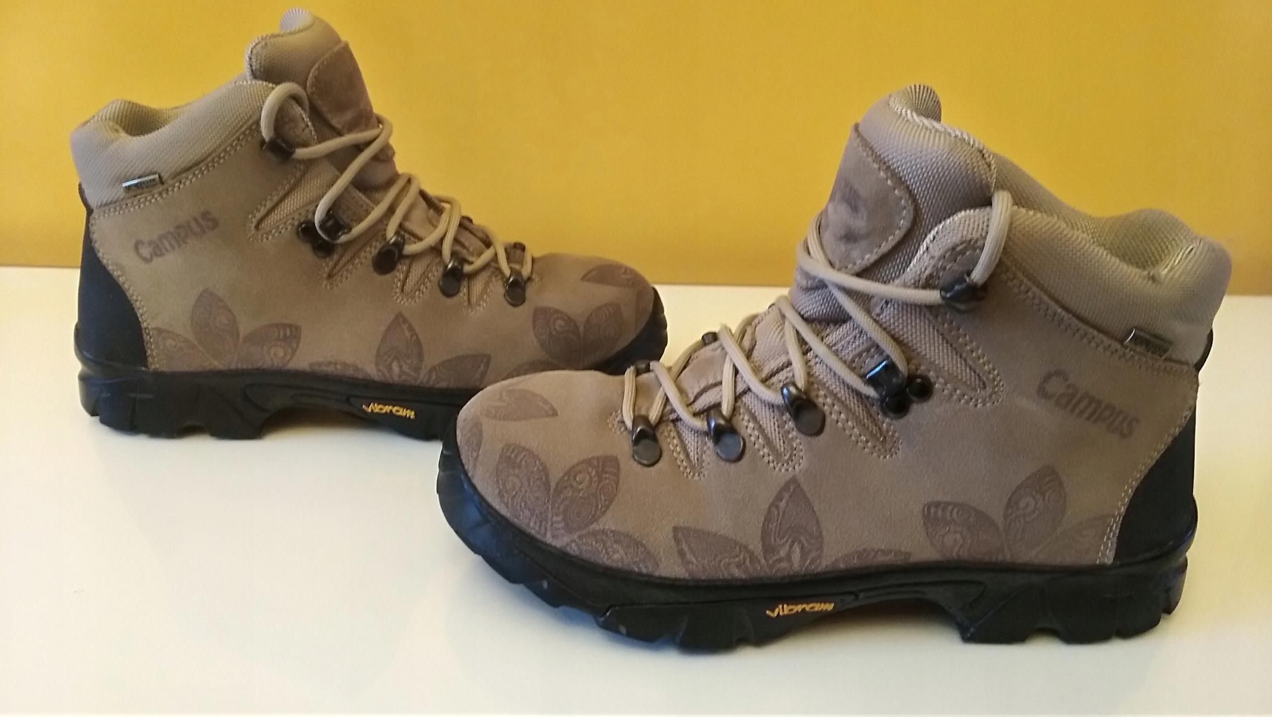 09d07647 CAMPUS vibram vaportex buty trekkingowe damskie 38 - 7670846981 ...