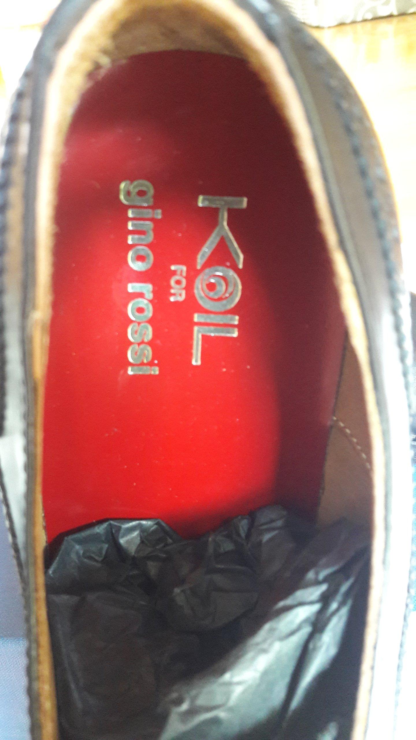 024270242aec7 Buty męskie Gino Rossi Koil nowe 41 42 wizytowe - 7326464561 ...