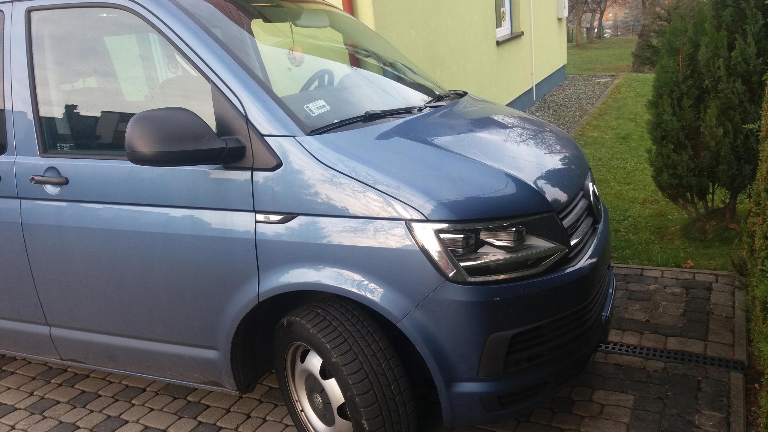 Topnotch samochod osobowy volkswagen 7 osobowy multiwan - 7690072701 RX94