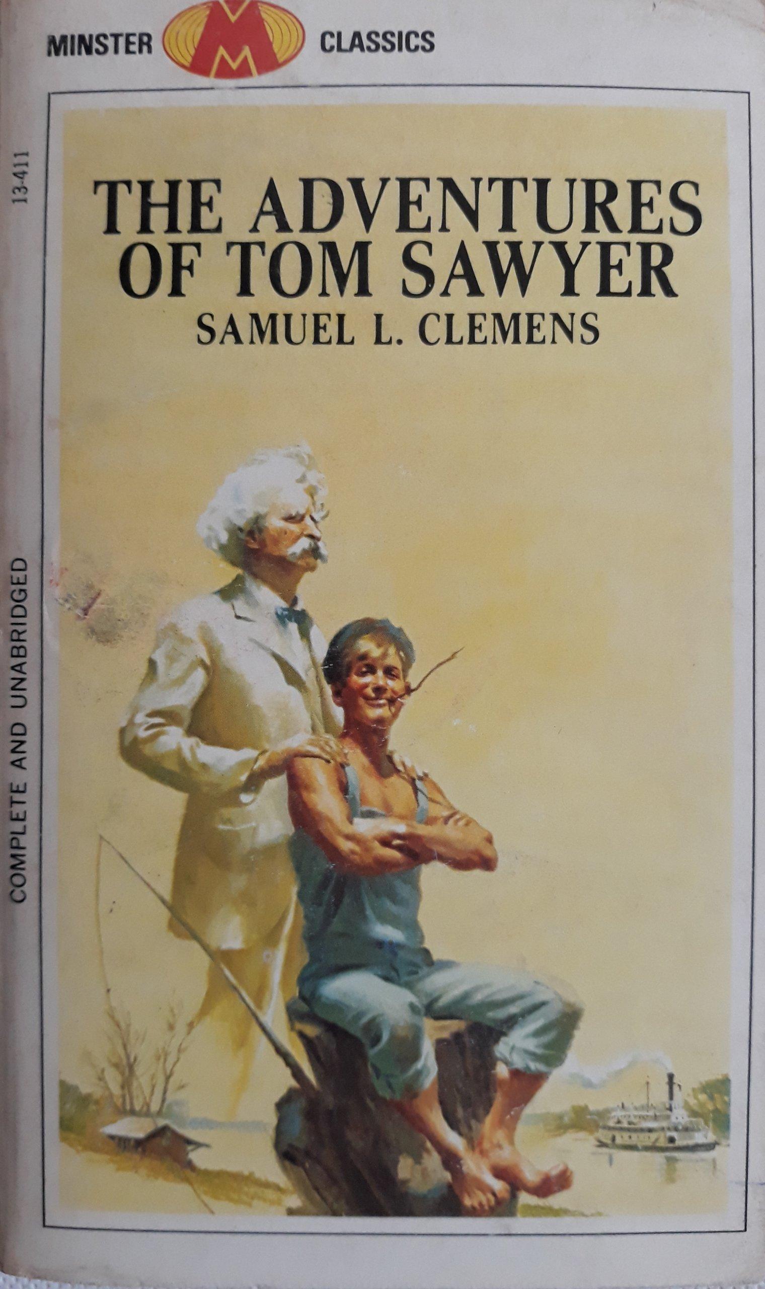 The adventures of Tom Sawyer Samuel Clemens