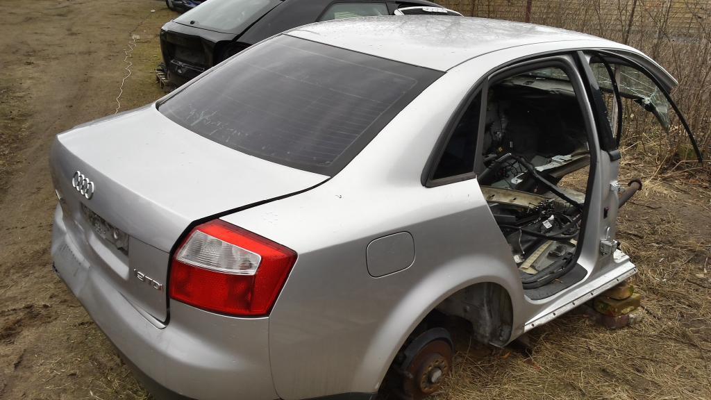 Dach Audi A4 B6 B7 Sedan Ly7w Opole 5979015407 Oficjalne