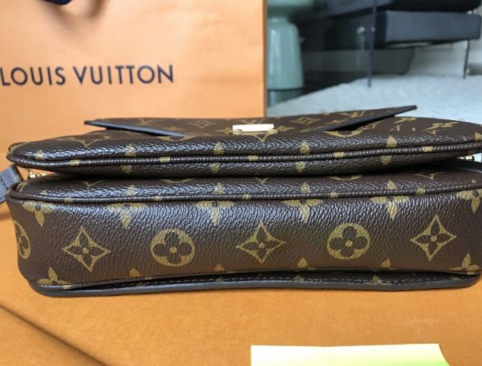 85f81150cfd46 Louis Vuitton Metis Pochette Skóra Naturalna - 7708318013 ...