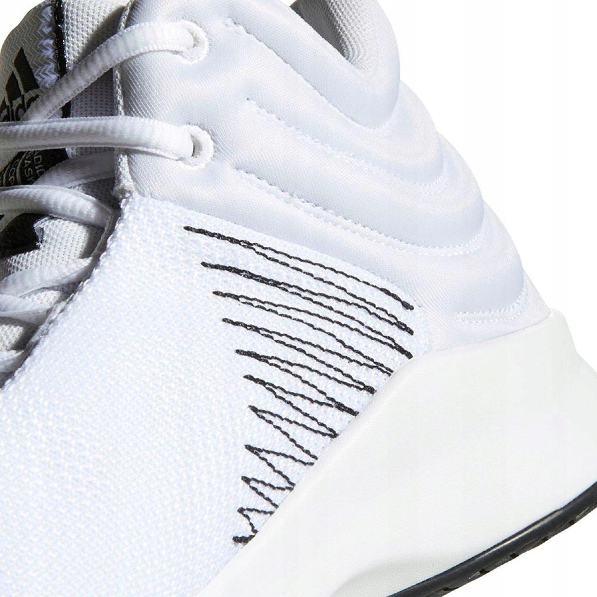 Buty koszykarskie adidas Pro Sprak 2018 M B449 48