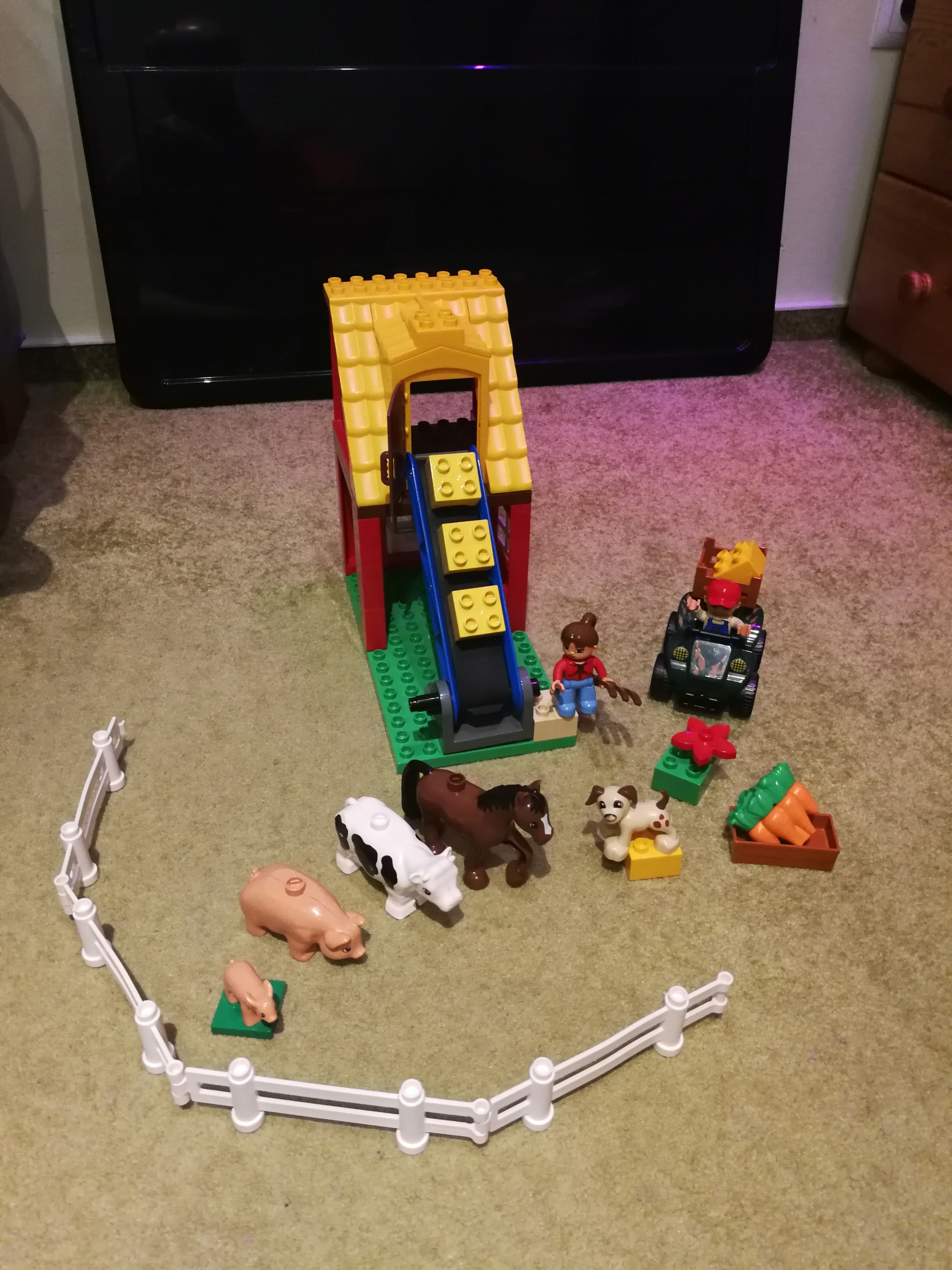 Lego Duplo Nowoczesna Farma 4975 7655969338 Oficjalne Archiwum
