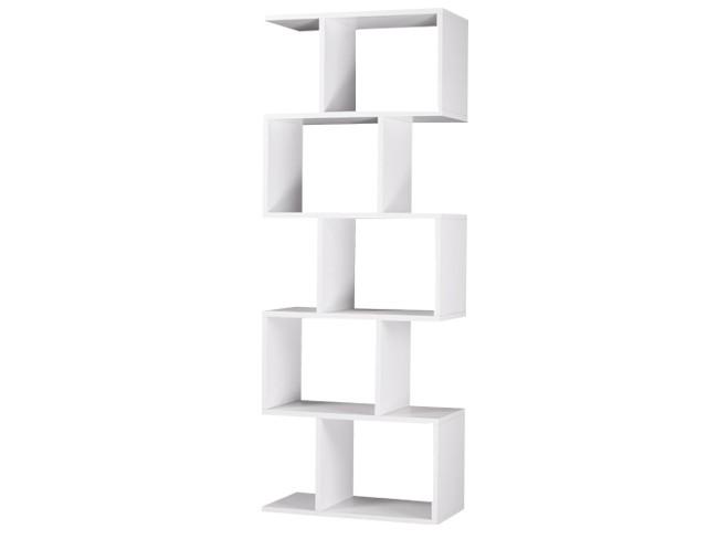 Regał Półka Na Książki Biały Meble 60cm Ikea Hit