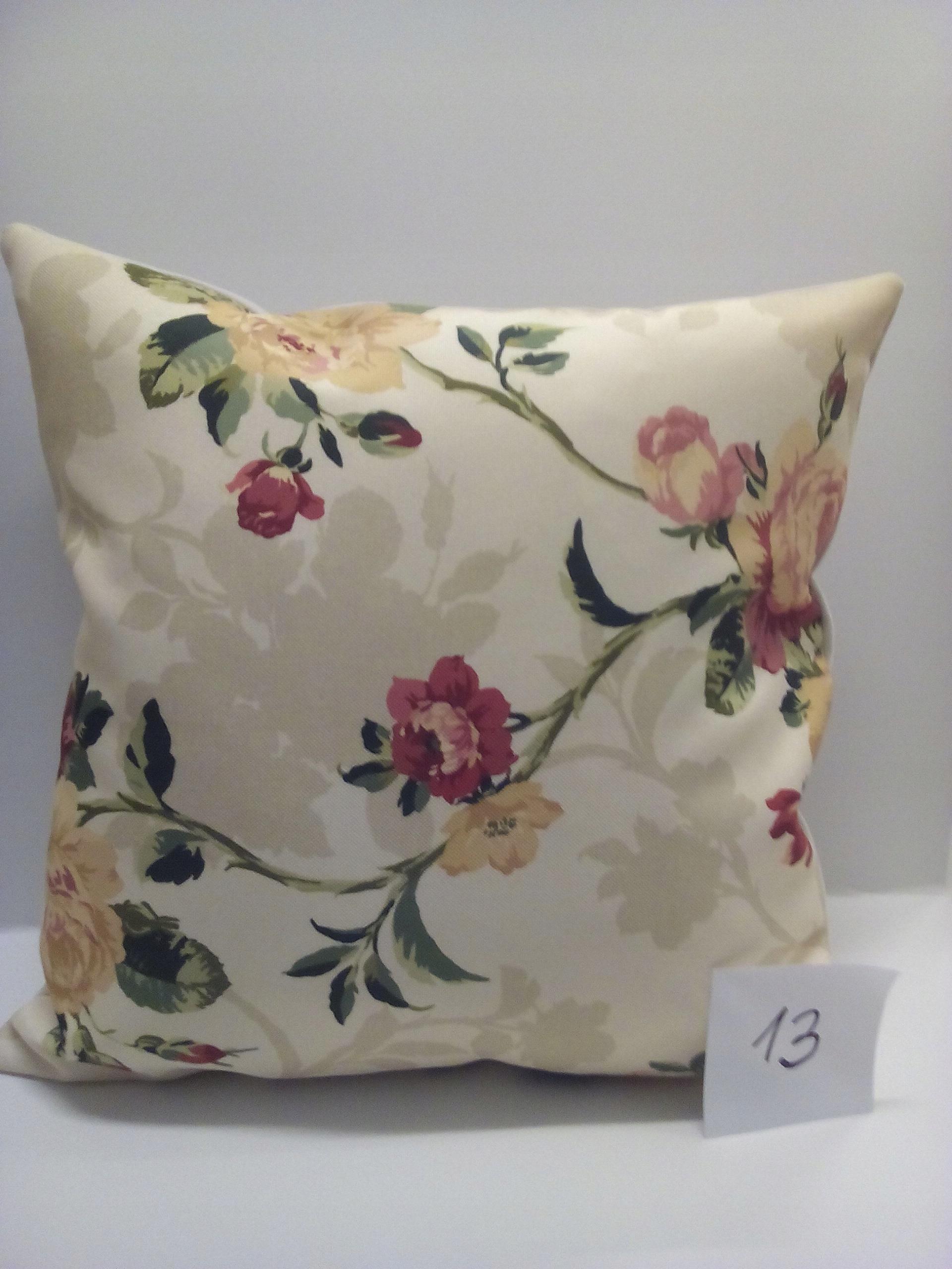 Poduszki Dekoracyjne Kwiaty 6793077838 Oficjalne