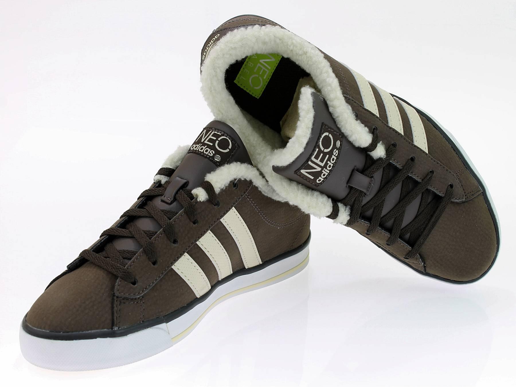 detailed look c63bc de330 BUTY sportowe adidas Daily G52016 futerko r 39,5 (6779436326)