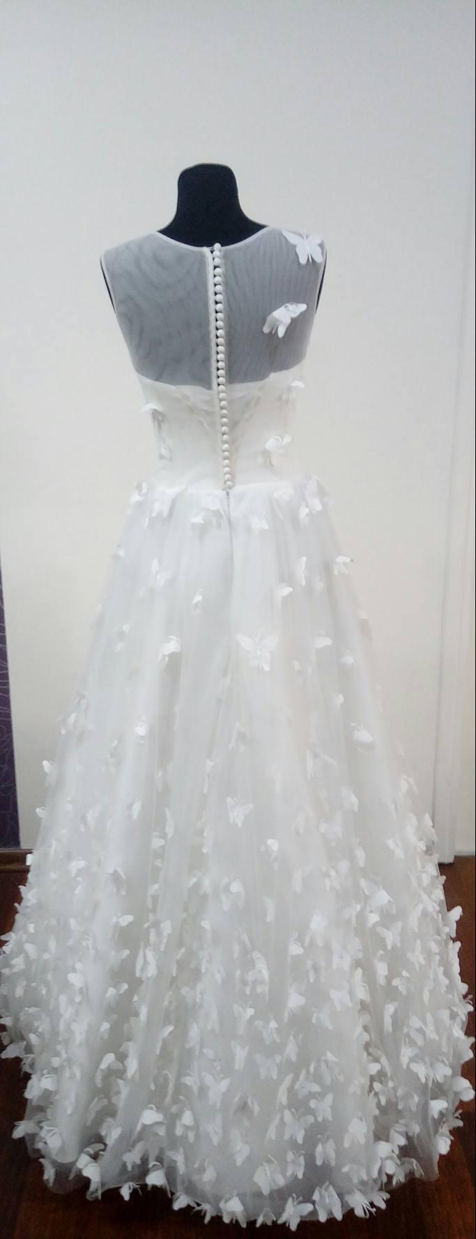 Suknia ślubna Zjawiskowe Motylki 7164819745 Oficjalne Archiwum