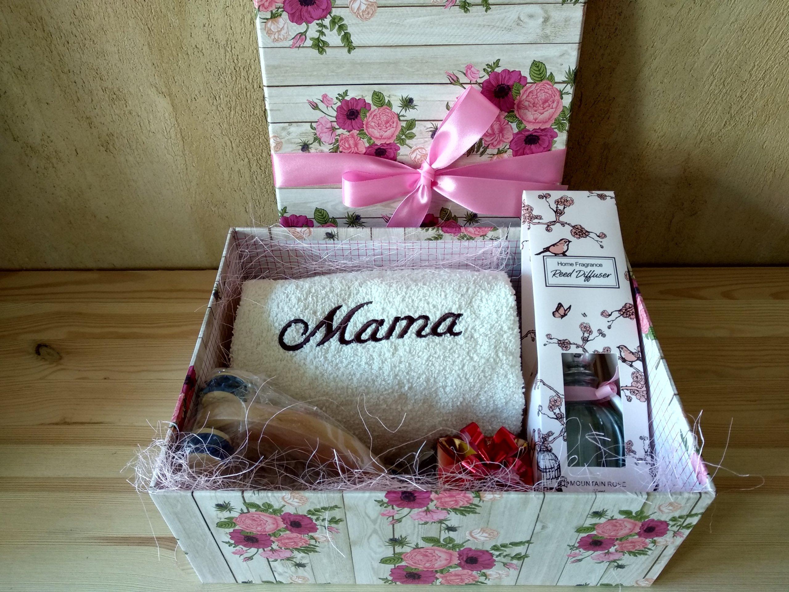 89351bd72 Prezent dla Mamy Upominek Ręcznik Mama - 7342113634 - oficjalne ...