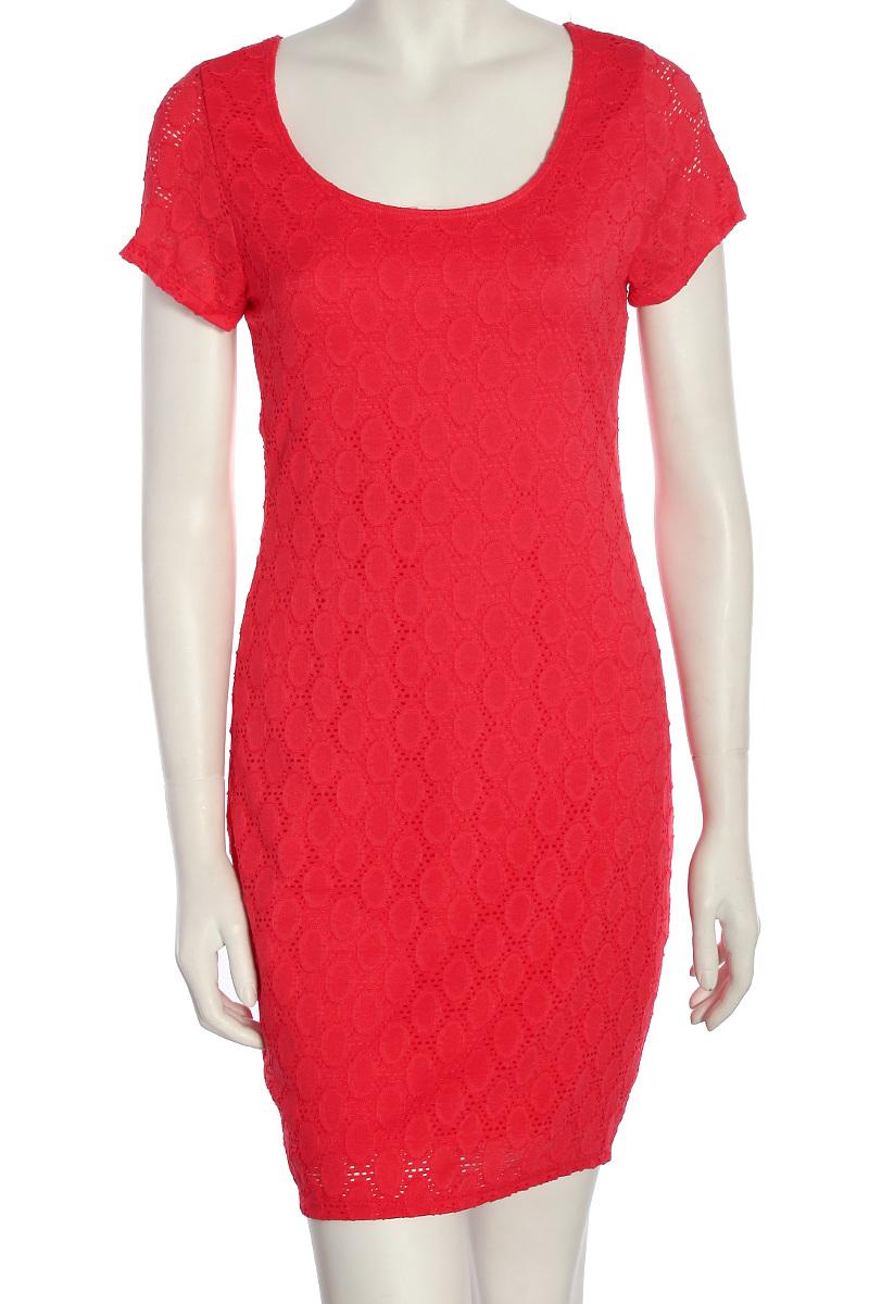 59ac8758f2 OUTLET Sukienka koronkowa letnia na lato 1425 L - 6850403029 ...