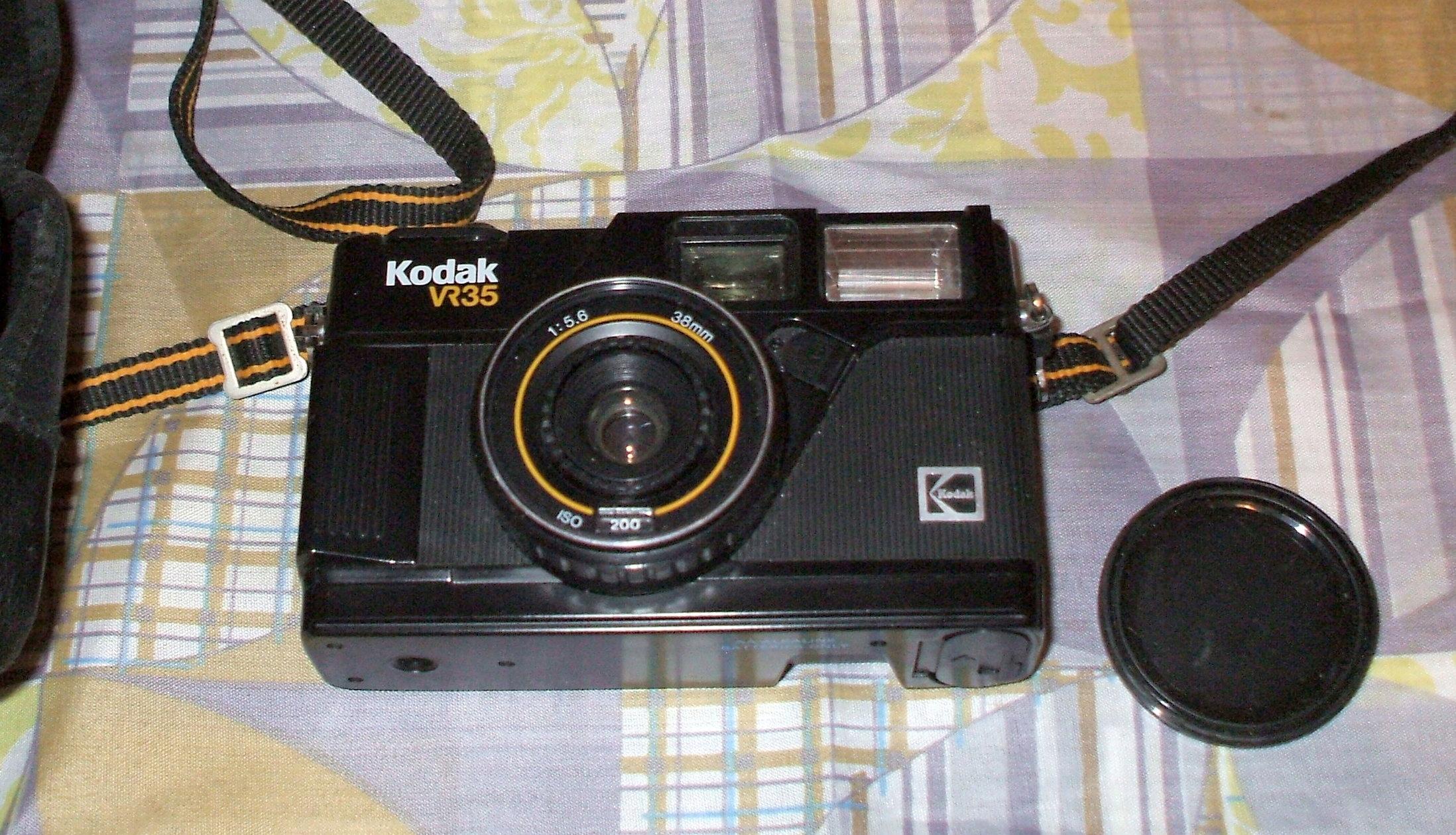 Aparat analogowy Kodak VR 35