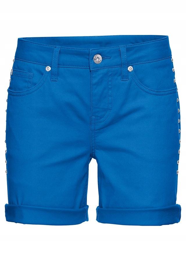 5a7614922 Szorty dżinsowe niebieski 36 S 969574 bonprix - 7468373637 ...