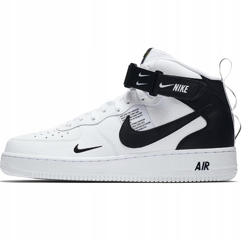 jakość spotykać się moda designerska Nike Air Force 1 Mid '07 LV8 Utility 804609-103 - 7701511514 ...