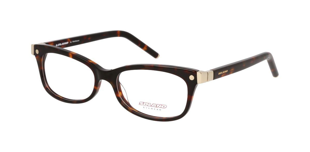 657383ef16af Okulary Solano S 20340 C 4oczy pl Oprawki - 6956236090 - oficjalne ...