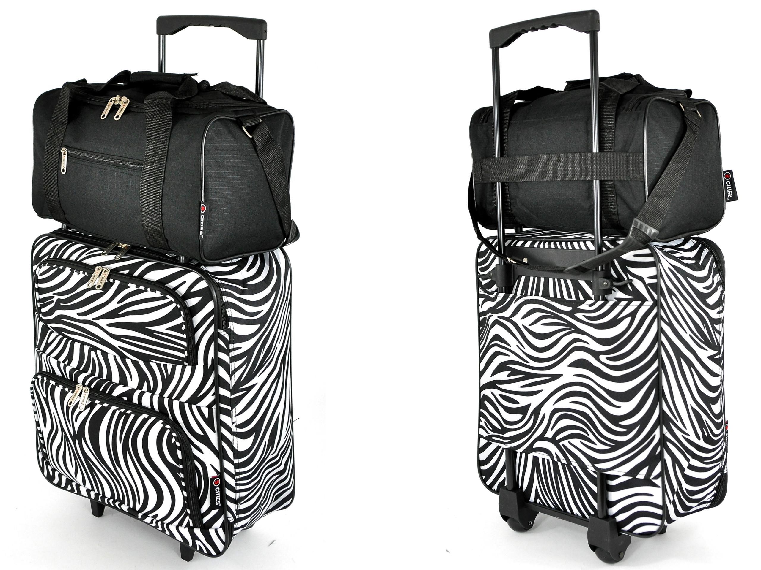 c21fc96f91927 walizka 50x40x20 + torba 35x20x20 BAGAŻ do RYANAIR - 7224981060 ...