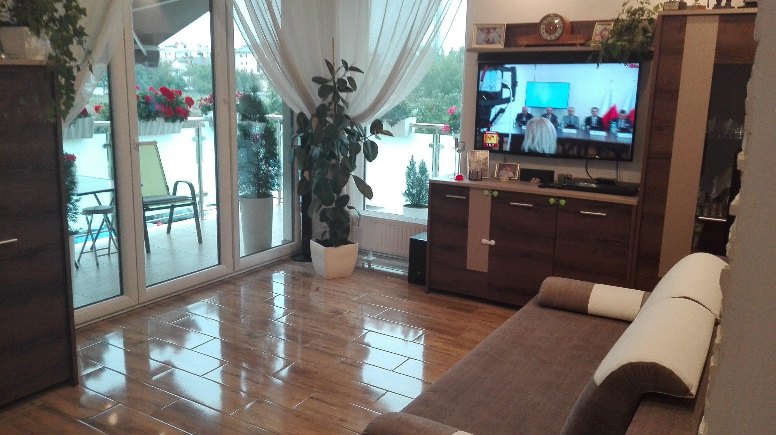 Mieszkanie 3-pokojowe nowe umeblowane 53,85 m2