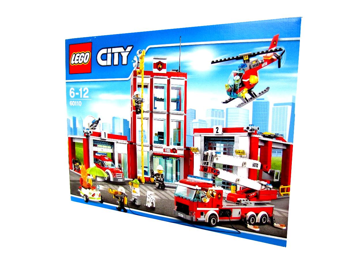 Klocki Lego City Straż Pożarna 919 Elfigurki 6szt 7153386817