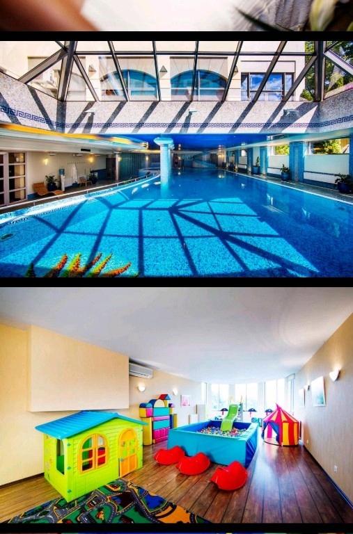 pobyt w Hotelu Haffner Sopot 2os dorosłe i dziecko