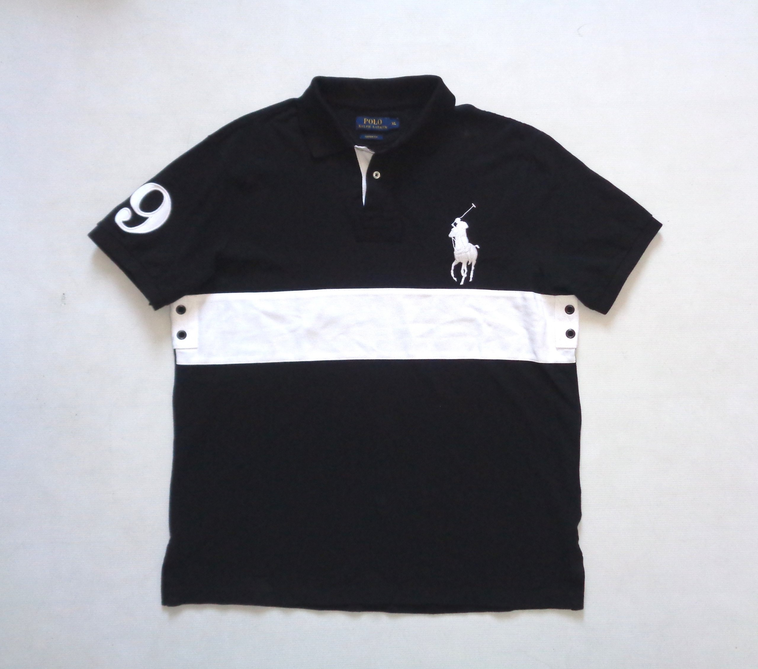 eb0464936 RALPH LAUREN koszulka męska POLO - XL - HIT - 7211127800 ...