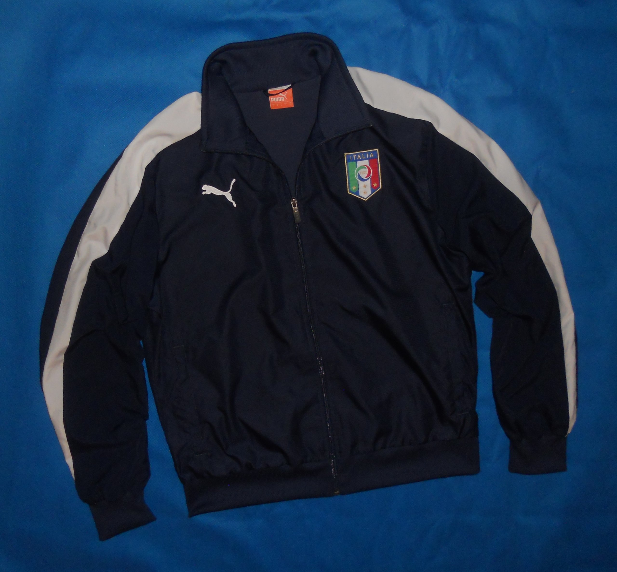 Italy National T 7 Walk Out Jacket 2012 Unikat L