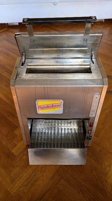Ogromnie Toster opiekacz gastronomiczny do pieczywa automat - 7221960082 IV67