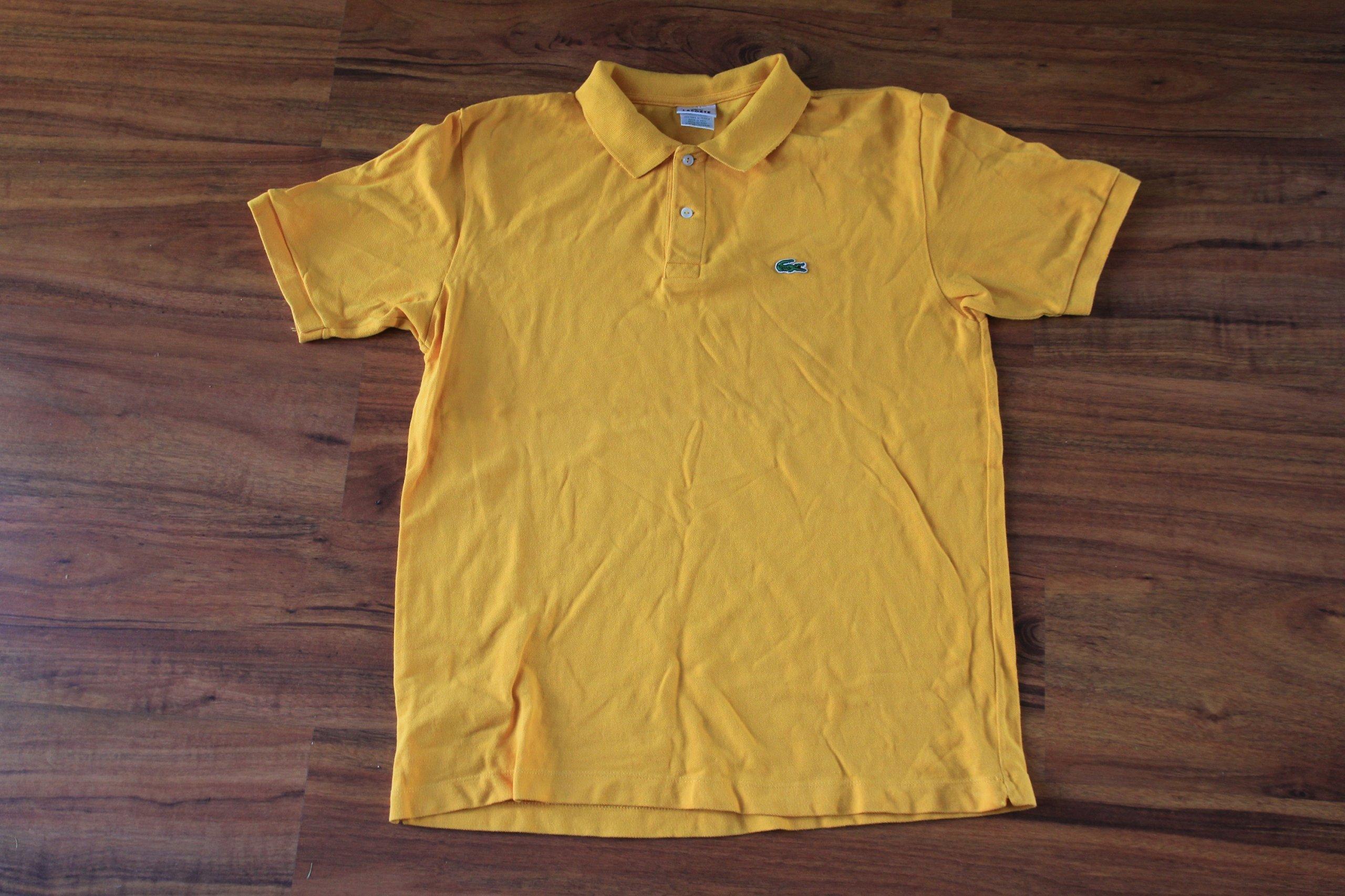 f320d0377 Lacoste koszulka polo rozmiar 7 XXL - 7331734973 - oficjalne ...