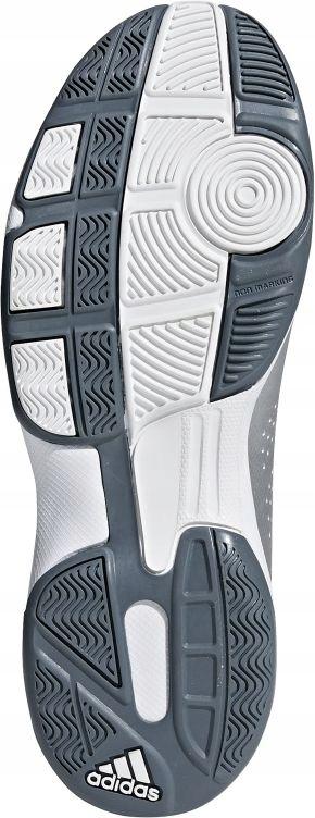 Adidas Buty męskie Essence srebrno niebieskie r. 4