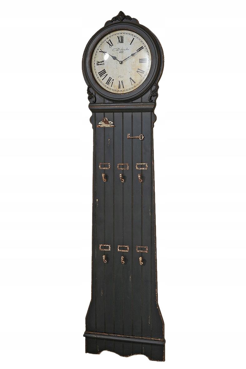 Wielki Zegar ścienny Przedpokój Zegary Vintage 7383621095