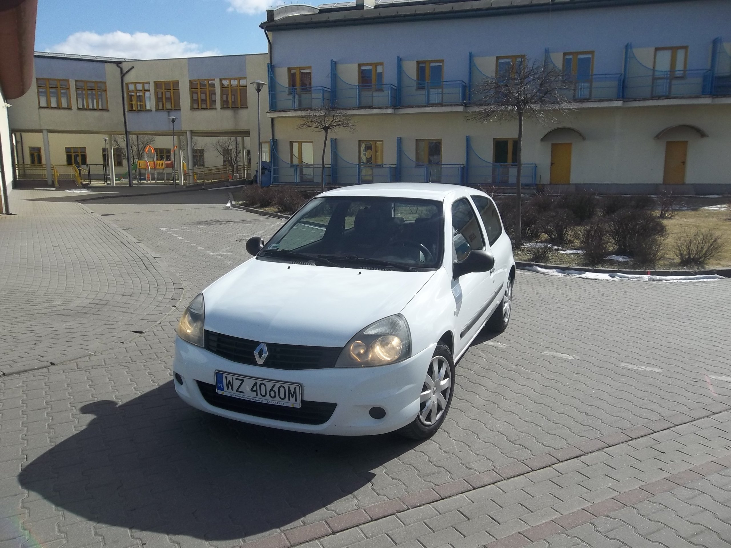 Renault Clio Campus 2010 1 5 Dci 7248063474 Oficjalne