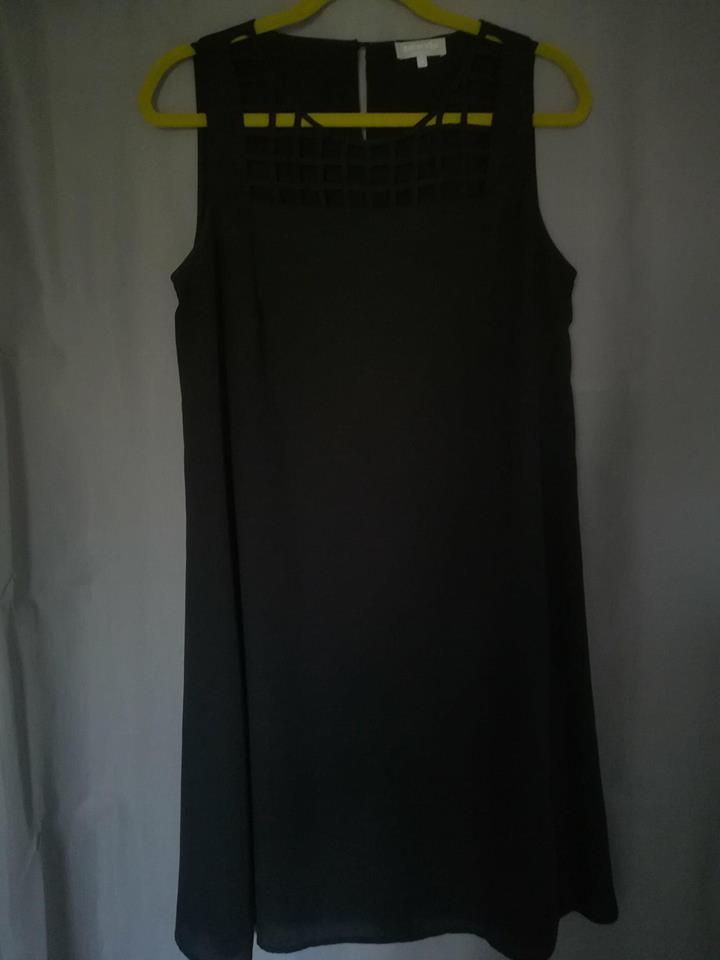 999a16c39e Sukienka czarna ZALANDO trapezowa zdobiony dekolt - 7298700145 ...