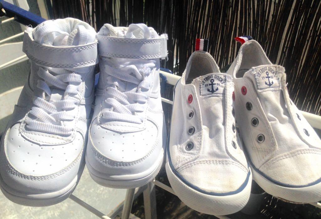 31a4f7b2a4 Białe buty h m rozm.30 - 7449475850 - oficjalne archiwum allegro