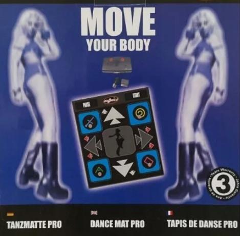 Mata do tańczenia PS2XBOX - Nowa - Wyprzedaż