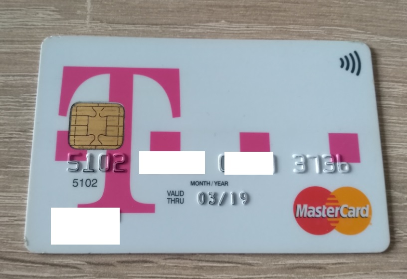 Karta Bankomatowa T Mobile Uslugi Bankowe Biala 7115076071