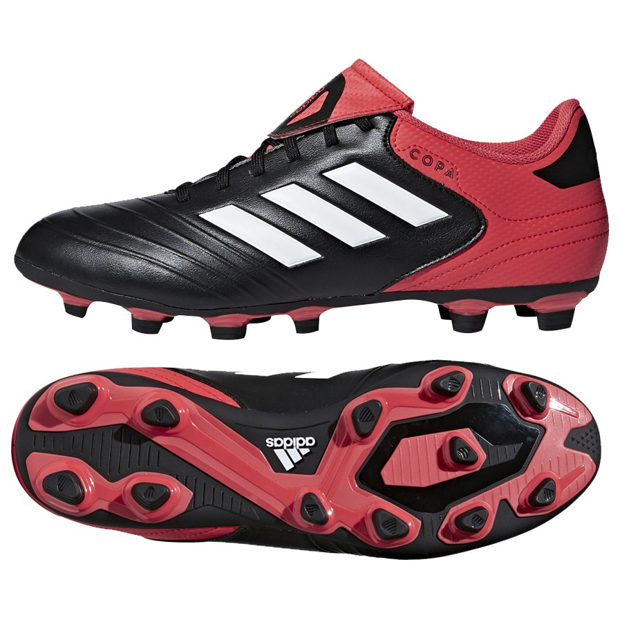 reputable site 8f6fb eb140 Buty adidas Copa 18.4 FxG CP8960 39 13 czarny - 7289636178 - oficjalne  archiwum allegro
