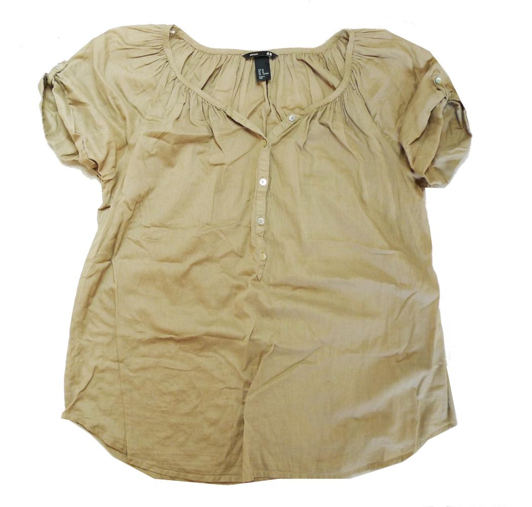 6b55c55612 H M MAMA ciążowa bluzka tunika M L - 7324004342 - oficjalne archiwum ...