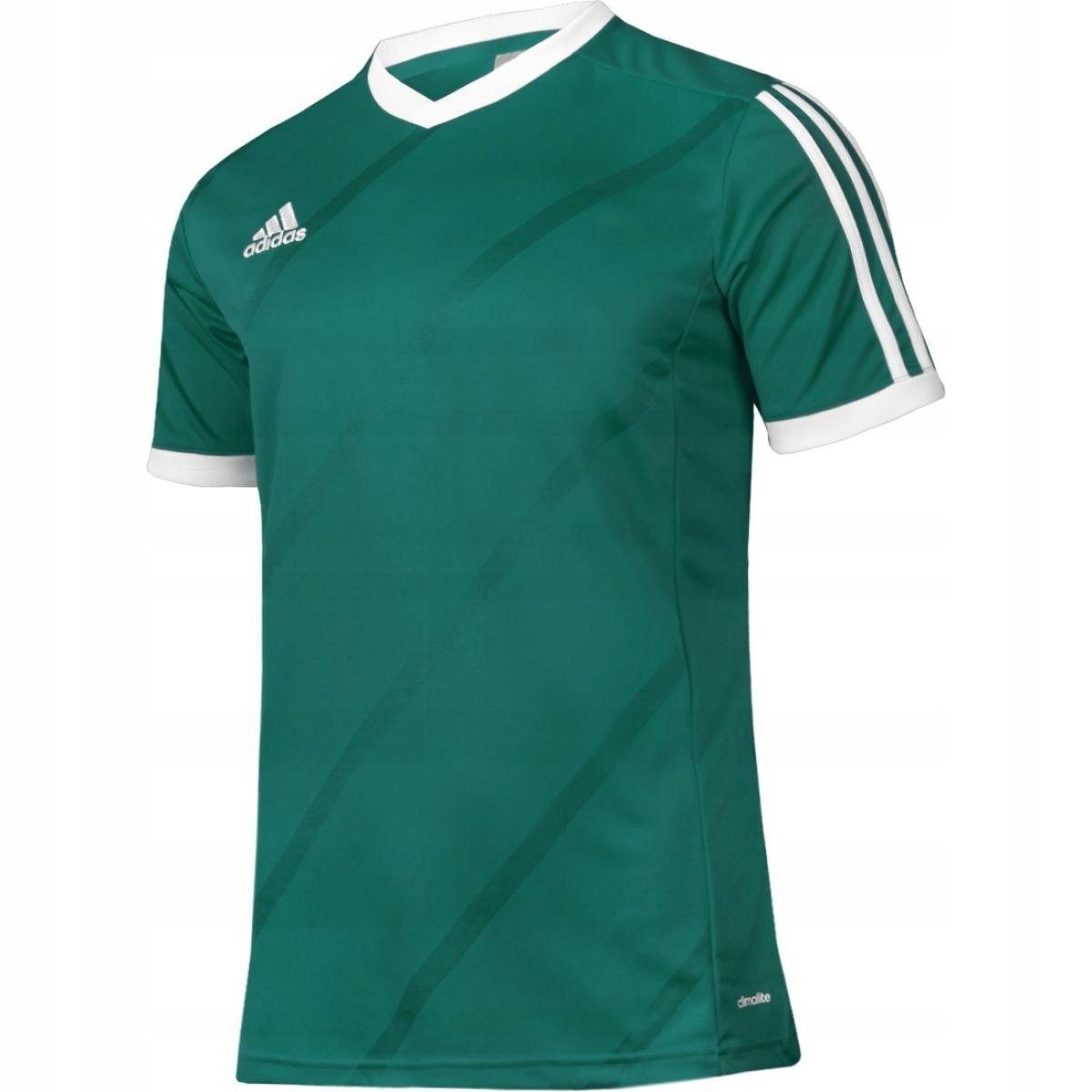 baafd6ae26410 Koszulka piłkarska adidas Tabela 14 Junior F8 152 - 7488685206 ...