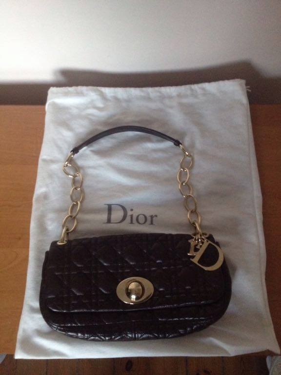 ce28296b01455 Oryginalna torebka Christian Dior - 7421719047 - oficjalne archiwum ...
