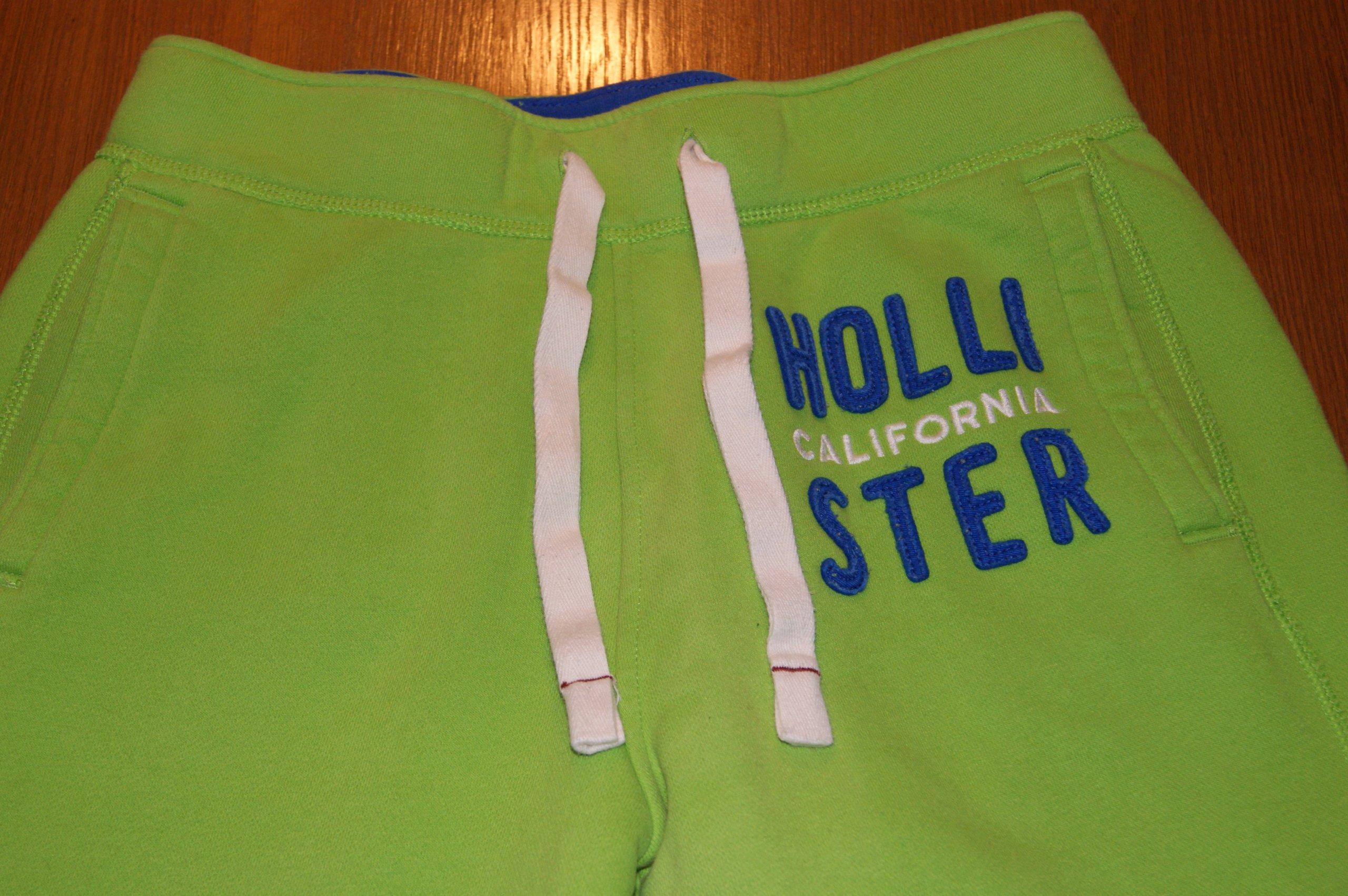Spodnie dresowe Hollister S