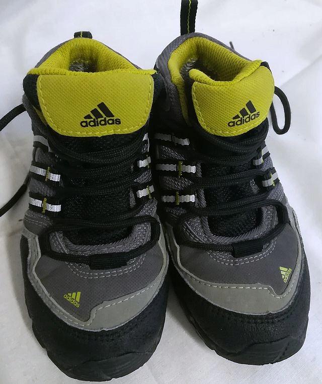Buty dziecięce ADIDAS TERREX 24 trekkingowe