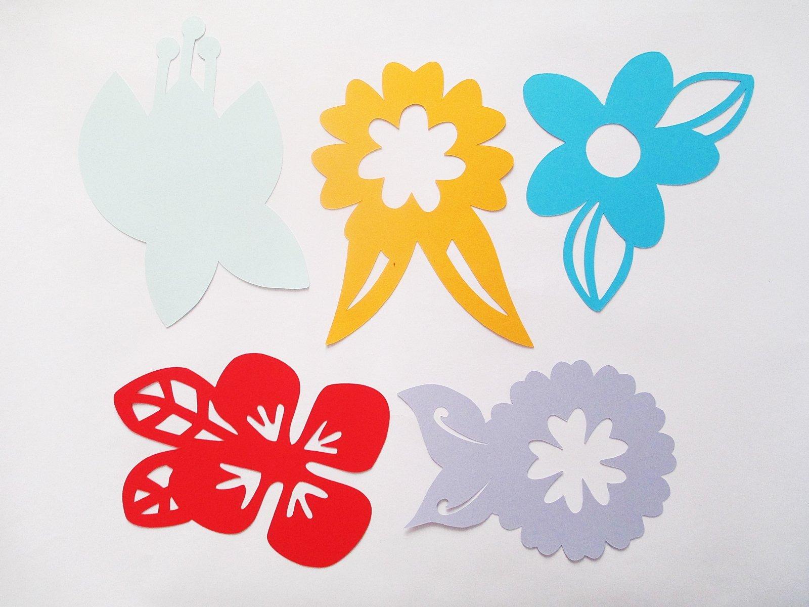 Wiosenne Kwiaty Dekoracje W Przedszkolu