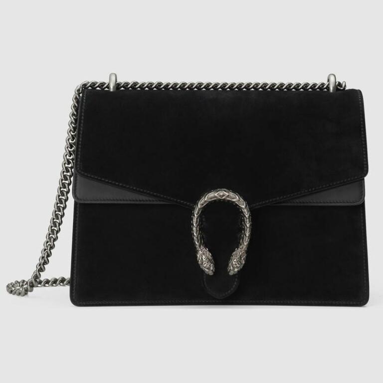 8b2041394c070 skórzana torebka GUCCI Dionysus GG shoulder bag - 7149990127 ...