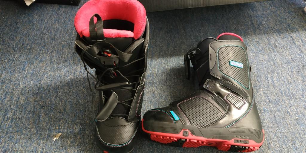 Buty Salomon Pearl BOA 27.0 snowboardowy_pl