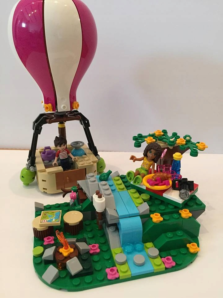 Lego Friends Balon W Heartlake 41097 7446772823 Oficjalne