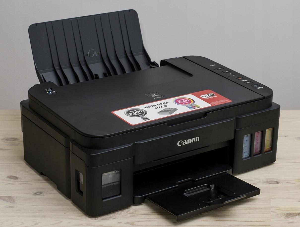 Urządzenie wielofunkcyjne atramentowe Canon G3400