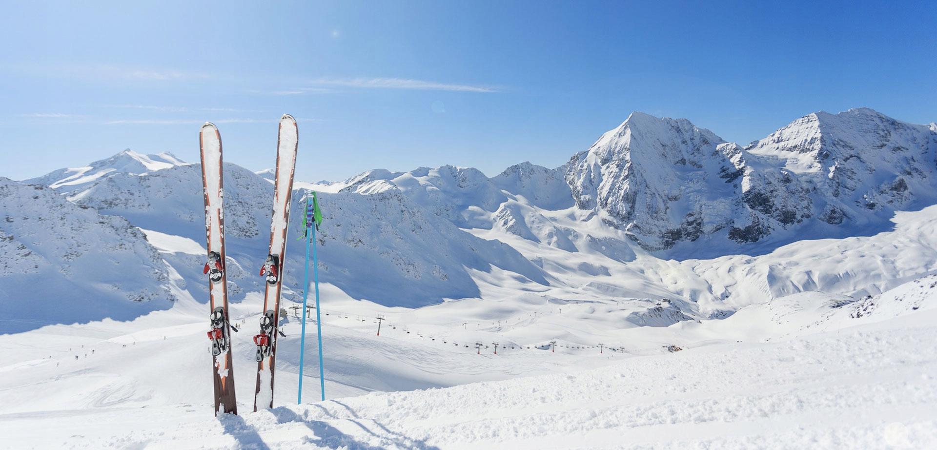 Rodzinny obóz narciarsko-językowy