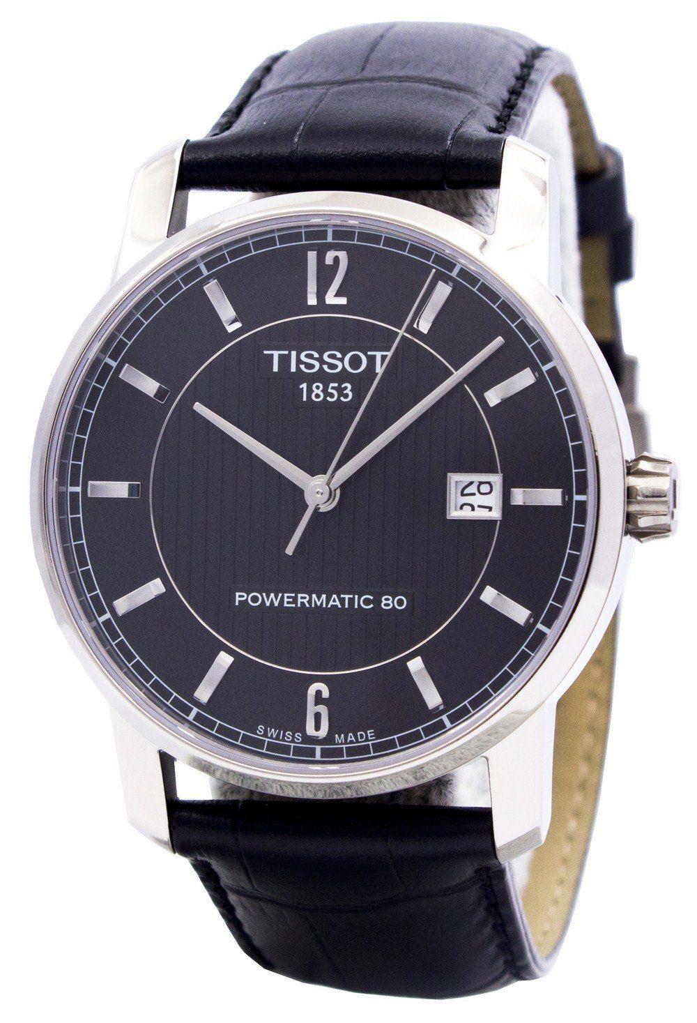 Męski zegarek TISSOT T087.407.46.057.00